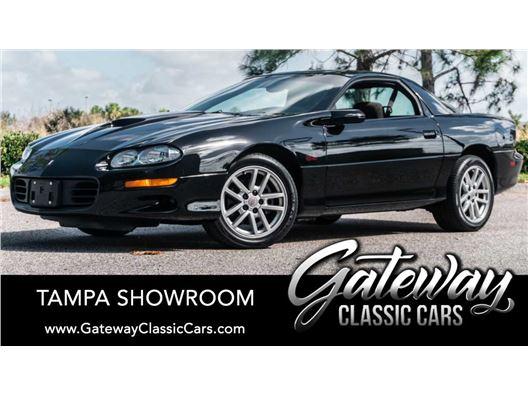 2002 Chevrolet Camaro for sale in Ruskin, Florida 33570