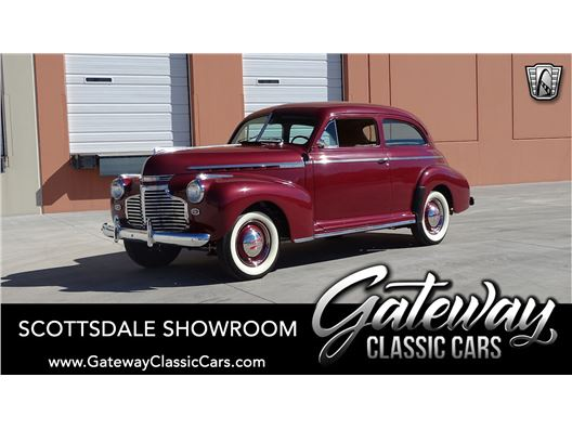1941 Chevrolet Master Deluxe for sale in Phoenix, Arizona 85027