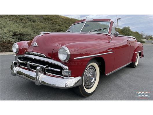 1951 Plymouth Cranbrook for sale in Benicia, California 94510