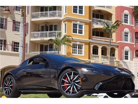 2019 Aston Martin Vantage for sale on GoCars.org