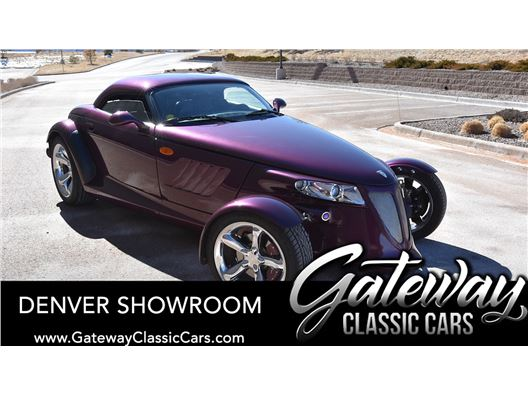1999 Plymouth Prowler for sale in Englewood, Colorado 80112