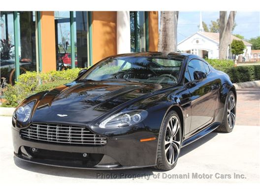 2011 Aston Martin V12 Vantage for sale in Deerfield Beach, Florida 33441