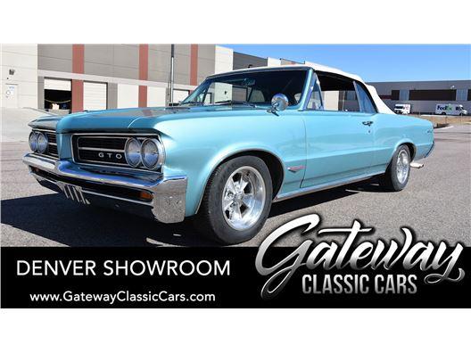1964 Pontiac GTO for sale in Englewood, Colorado 80112