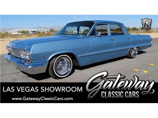 1963 Chevrolet Bel Air for sale in Las Vegas, Nevada 89118