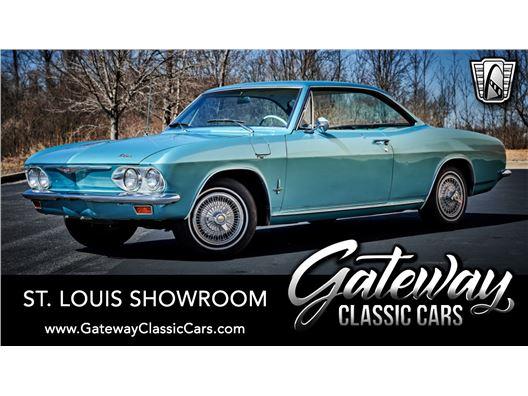 1965 Chevrolet Corvair for sale in OFallon, Illinois 62269