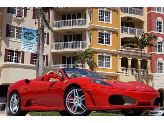 2008 Ferrari F430 Spider for sale on GoCars.org
