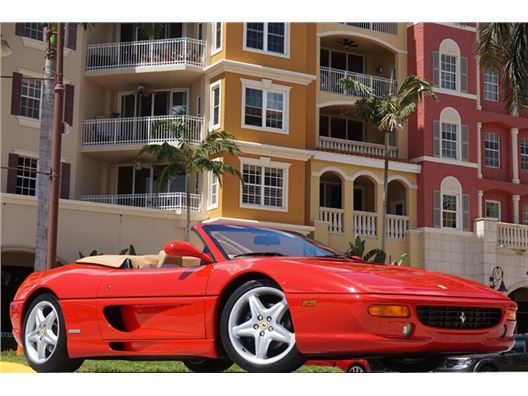 1997 Ferrari F355 SPIDER for sale on GoCars.org