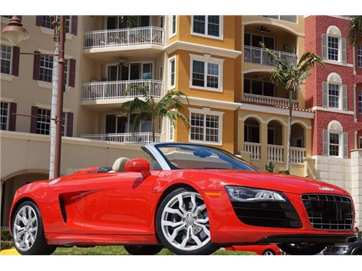 2011 Audi R8 5.2 quattro Spyder for sale on GoCars.org