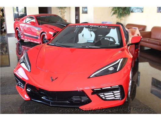 2020 Chevrolet Corvette for sale in Deerfield Beach, Florida 33441