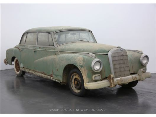 1961 Mercedes-Benz 300D for sale in Los Angeles, California 90063