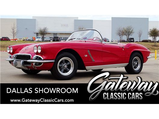 1962 Chevrolet Corvette for sale in DFW Airport, Texas 76051