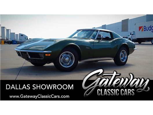 1970 Chevrolet Corvette for sale in DFW Airport, Texas 76051
