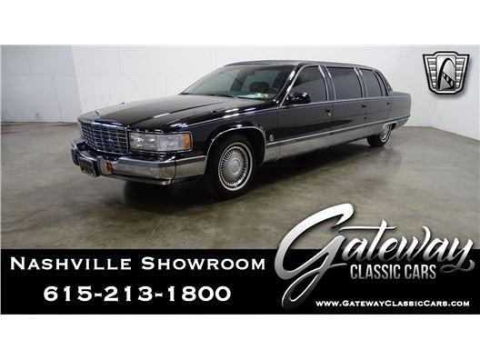 1996 Cadillac Fleetwood for sale in La Vergne