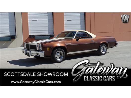 1976 Chevrolet El Camino for sale in Phoenix, Arizona 85027