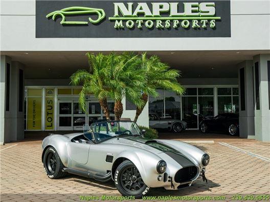1965 Replica/Kit Backdraft Racing 5.0L V8 for sale in Naples, Florida 34104