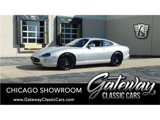 2005 Jaguar XK8 for sale in Crete, Illinois 60417