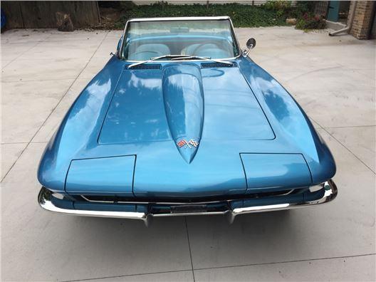 1965 Chevrolet Corvette for sale in Los Angeles, California 90063