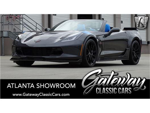 2017 Chevrolet Corvette for sale in Alpharetta, Georgia 30005