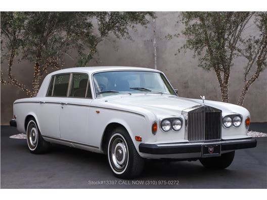 1977 Rolls-Royce Silver Shadow II for sale in Los Angeles, California 90063