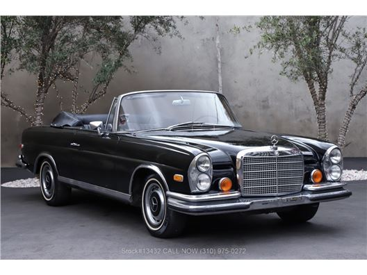 1971 Mercedes-Benz 280SE for sale in Los Angeles, California 90063