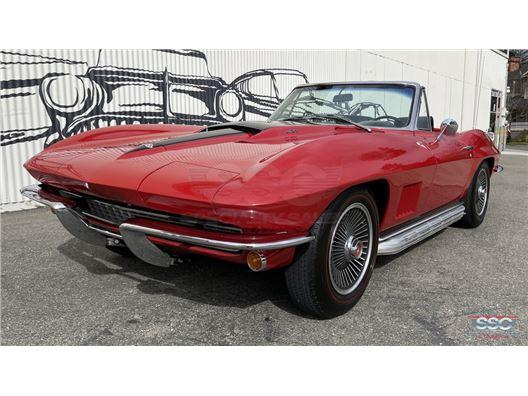 1967 Chevrolet Corvette for sale in Pleasanton, California 94566