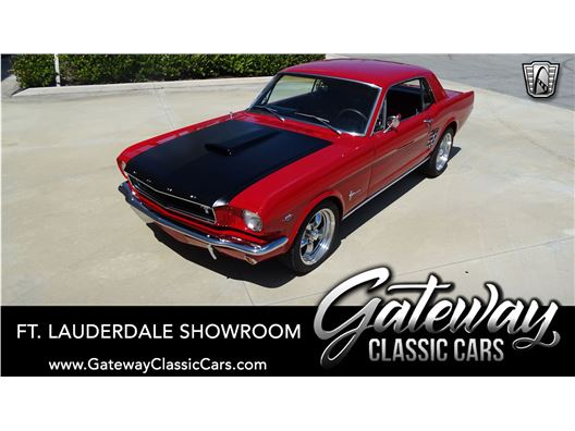 1966 Ford Mustang for sale in Coral Springs, Florida 33065