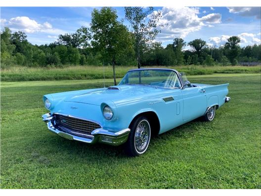1957 Ford Thunderbird for sale in Los Angeles, California 90063