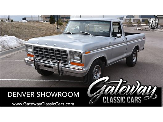 1978 Ford F100 for sale in Englewood, Colorado 80112