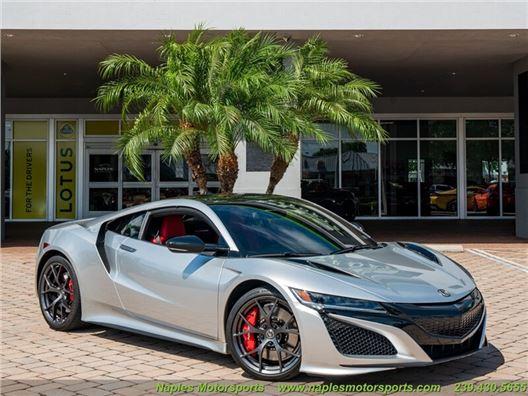 2017 Acura NSX SH-AWD Sport Hybrid for sale in Naples, Florida 34104