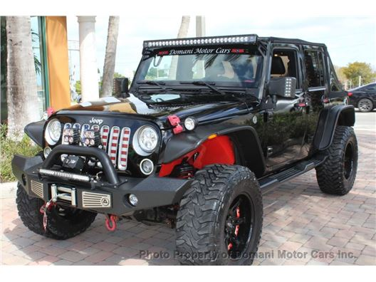2016 Jeep Wrangler Unlimited for sale on GoCars.org