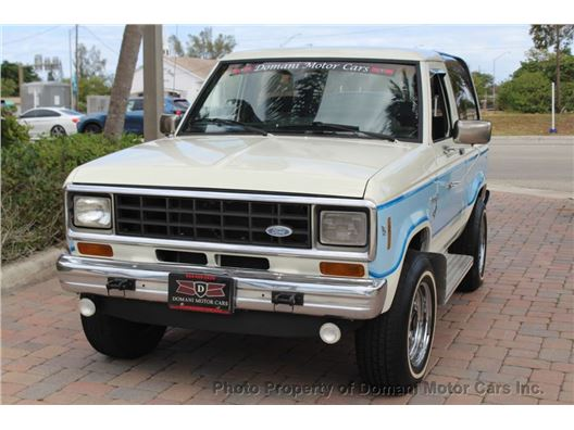 1985 Ford Bronco II for sale on GoCars.org