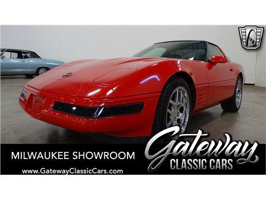 1991 Chevrolet Corvette for sale in Kenosha, Wisconsin 53144