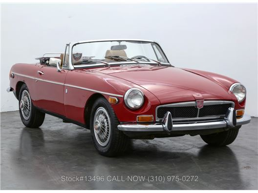 1971 MG B for sale in Los Angeles, California 90063
