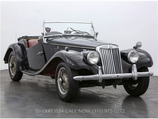 1954 MG TF1500 for sale in Los Angeles, California 90063