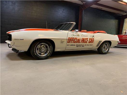 1969 Chevrolet Camaro for sale in Sarasota, Florida 34232
