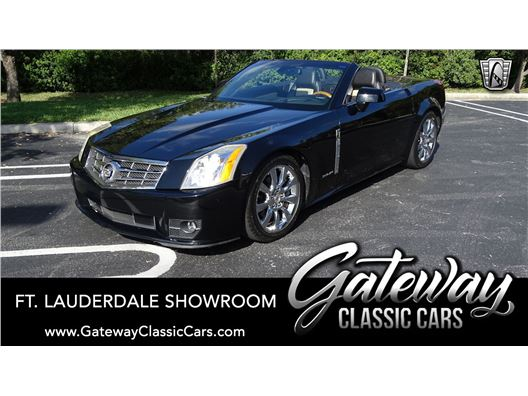 2009 Cadillac XLR for sale in Coral Springs, Florida 33065