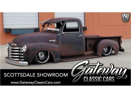 1950 Chevrolet 3100 for sale in Phoenix, Arizona 85027