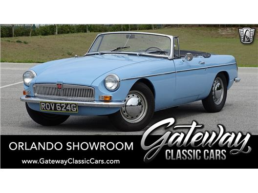 1965 MG B for sale in Lake Mary, Florida 32746