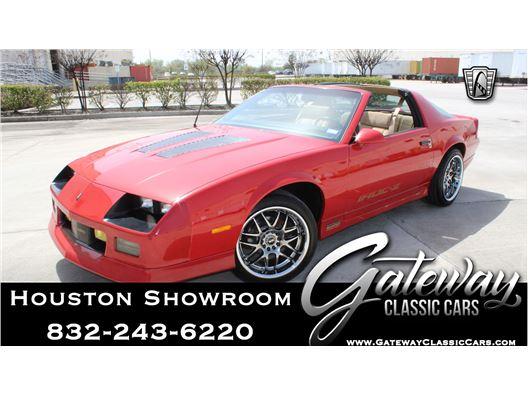 1985 Chevrolet Camaro for sale in Houston, Texas 77090