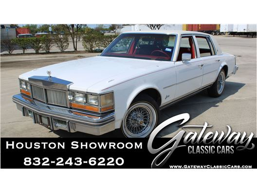 1977 Cadillac Seville for sale in Houston, Texas 77090
