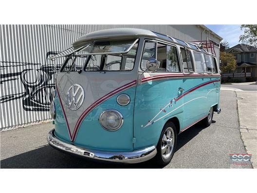 1967 Volkswagen 21 Window for sale in Pleasanton, California 94566