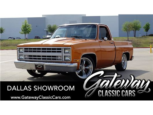 1986 GMC C1500 for sale in DFW Airport, Texas 76051
