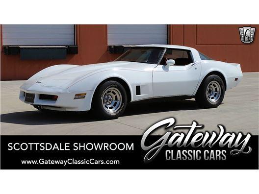 1980 Chevrolet Corvette for sale in Phoenix, Arizona 85027