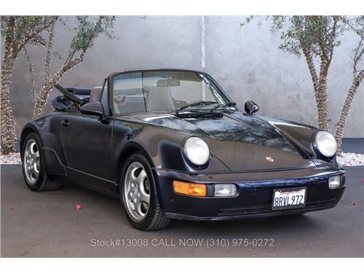 1992 Porsche America Roadster for sale in Los Angeles, California 90063