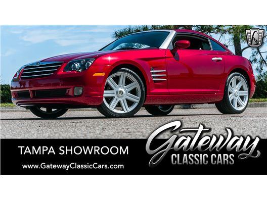 2004 Chrysler Crossfire for sale in Ruskin, Florida 33570