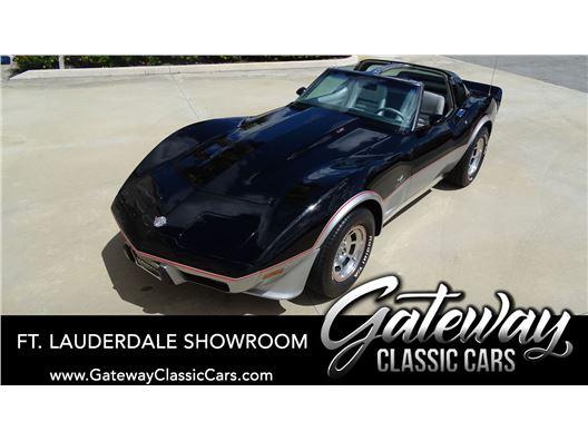 1978 Chevrolet Corvette for sale in Coral Springs, Florida 33065