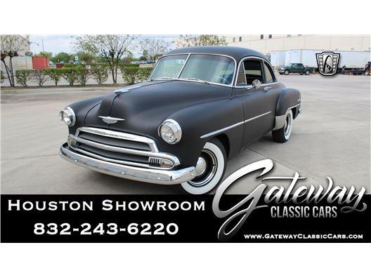 1952 Chevrolet Deluxe for sale in Houston, Texas 77090