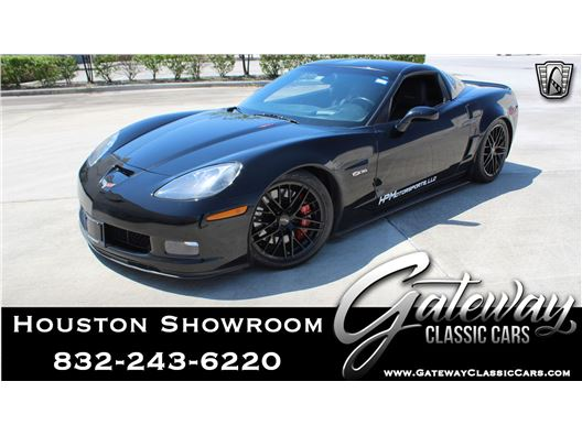 2008 Chevrolet Corvette for sale in Houston, Texas 77090