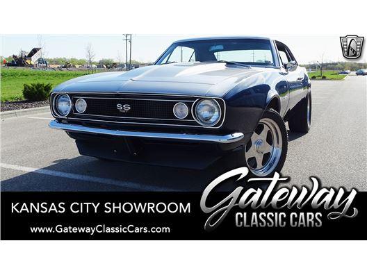1967 Chevrolet Camaro for sale in Olathe, Kansas 66061