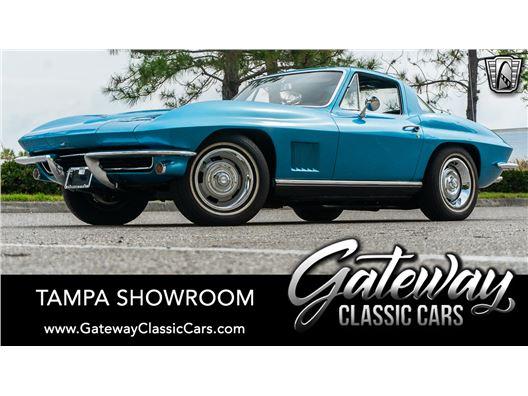 1967 Chevrolet Corvette for sale in Ruskin, Florida 33570